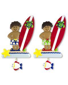 117N: New Surfer Boy