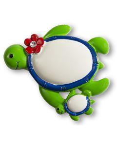 128P: Sea Turtle Mini Ornament
