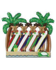 194: Reindeer Surfboard-4