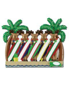 195: Reindeer Surfboard-5