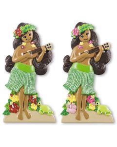 248: Hula Girl w/ Ukulele