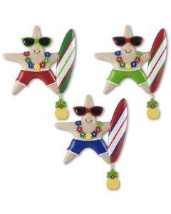 249: Hawaiian Starfish Surfer Boy