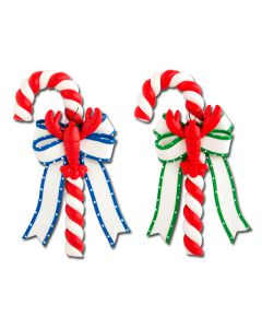 CL188: LOBSTER CANDY CANE