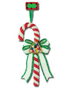 CL254: BILLIARDS CANDY CANE