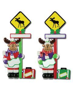 CR126S: Moose Crossing - Suitcase
