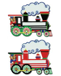 CR134PK: BEAR TRAIN