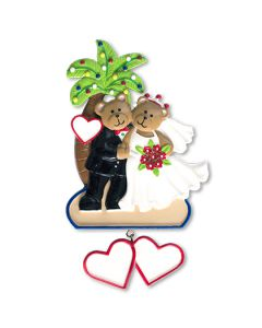 CR136N: New Palm Tree Wedding