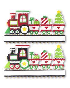 CR507: Train w/ Carts