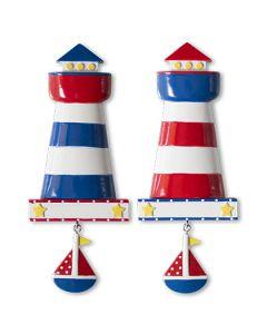 KK126: Lighthouse w/ Sailboat