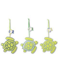 KK403T: Sea Turtle w/ Fish