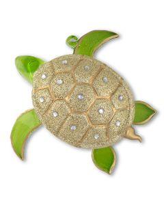 KSA163: Glass Turtle