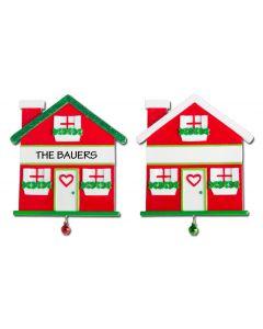 LR121: CHRISTMAS HOUSE BASE