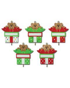 LR212: Bear Gift Box Component