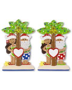 NT202: Palm Tree Couple