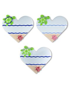 NT225: Sea Turtle Heart