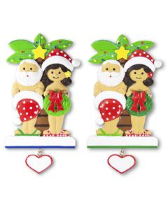 NT241: Naked Santa & Mrs. Claus