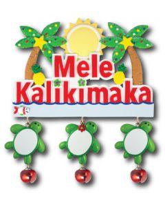 150N + 151 (3): Mele Kalikimaka + 3 Turtles