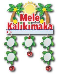 150N + 151 (6): Mele Kalikimaka + 6 Turtles