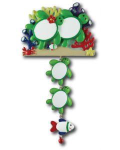 152 + 151M (2): Turtle Couple + (2) Turtle Components
