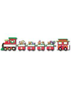 LR109N + LR209 (4):  Tabletop Train Set + (4) Train Carts
