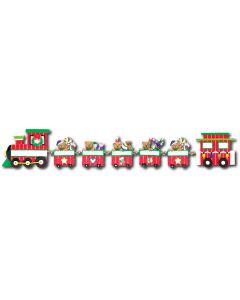 LR109N + LR209 (5):  Tabletop Train Set + (5) Train Carts