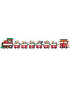 LR109N + LR209 (6):  Tabletop Train Set + (6) Train Carts